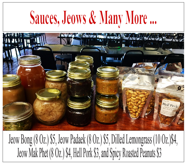 Sauces & Spreads Packaged Foods