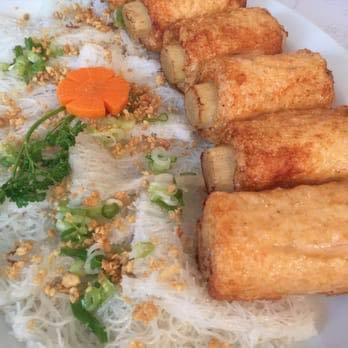 Chao Tom - Shrimp Ball on Sugar Cane