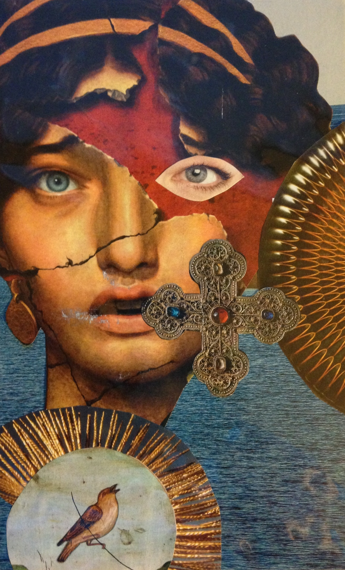 Soul Collage-Rosemary Lohndorf
