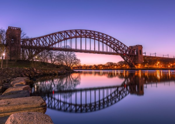 Hell Gate Bridge - New York