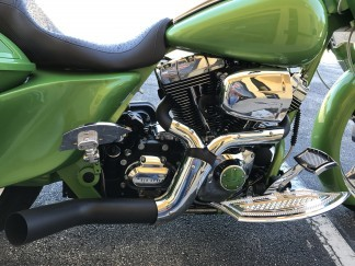 "2017 RAD Customs Bagger Envy ""Lacey"""