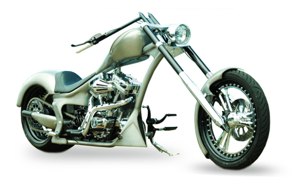 KISS tribute bike