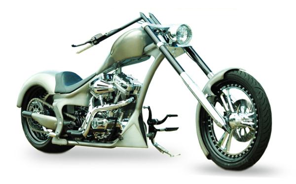 KISS tribute bike