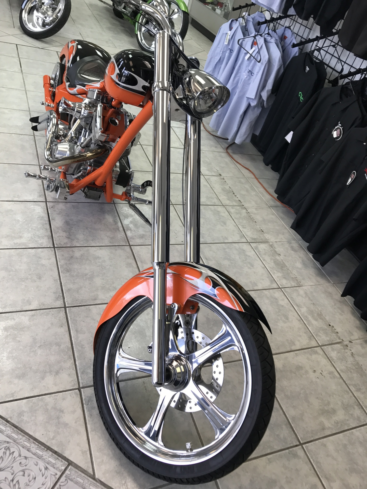 2006 Chopper for sale at Central Florida Choppers