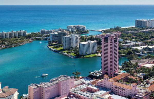 """World Famous """"Boca Resort"""""""