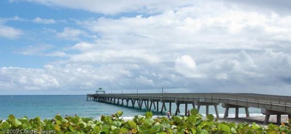 Deerfield Beach Fishing Pier
