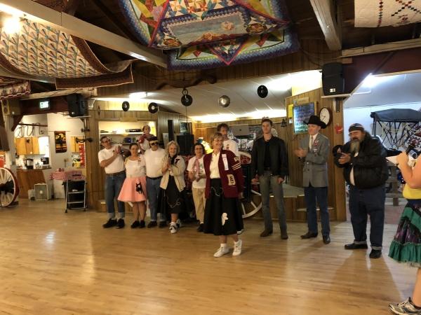 44th Annual Buckeroo Round-Up Costume Contestants