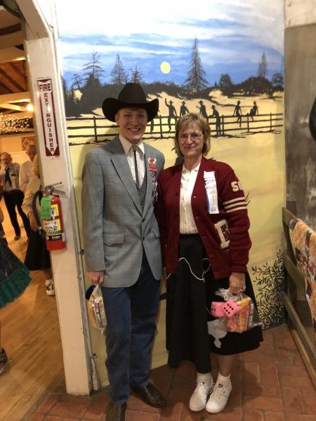 44th Annual Buckeroo Round-Up Costume Contest Winners