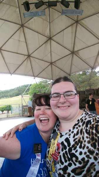 Wildlife Safari Selfie with Janienne Alexander