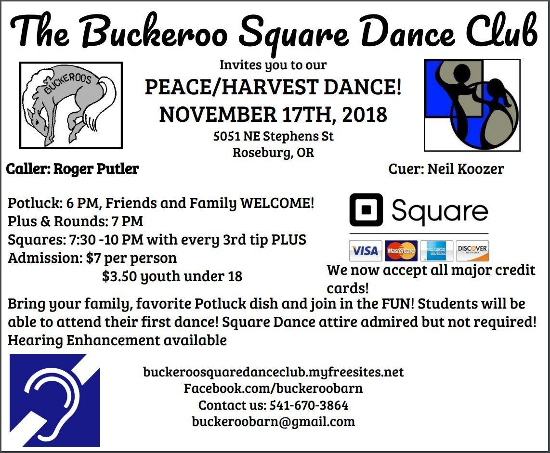 Square Dance, Roger Putzler, Fun, Buckeroo Square Dance Club