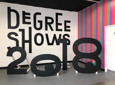 2018年UAL DEGREE SHOW推荐——第二期