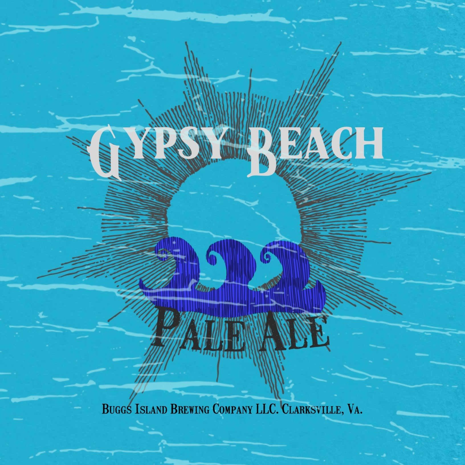 Gypsy Beach Pale Ale