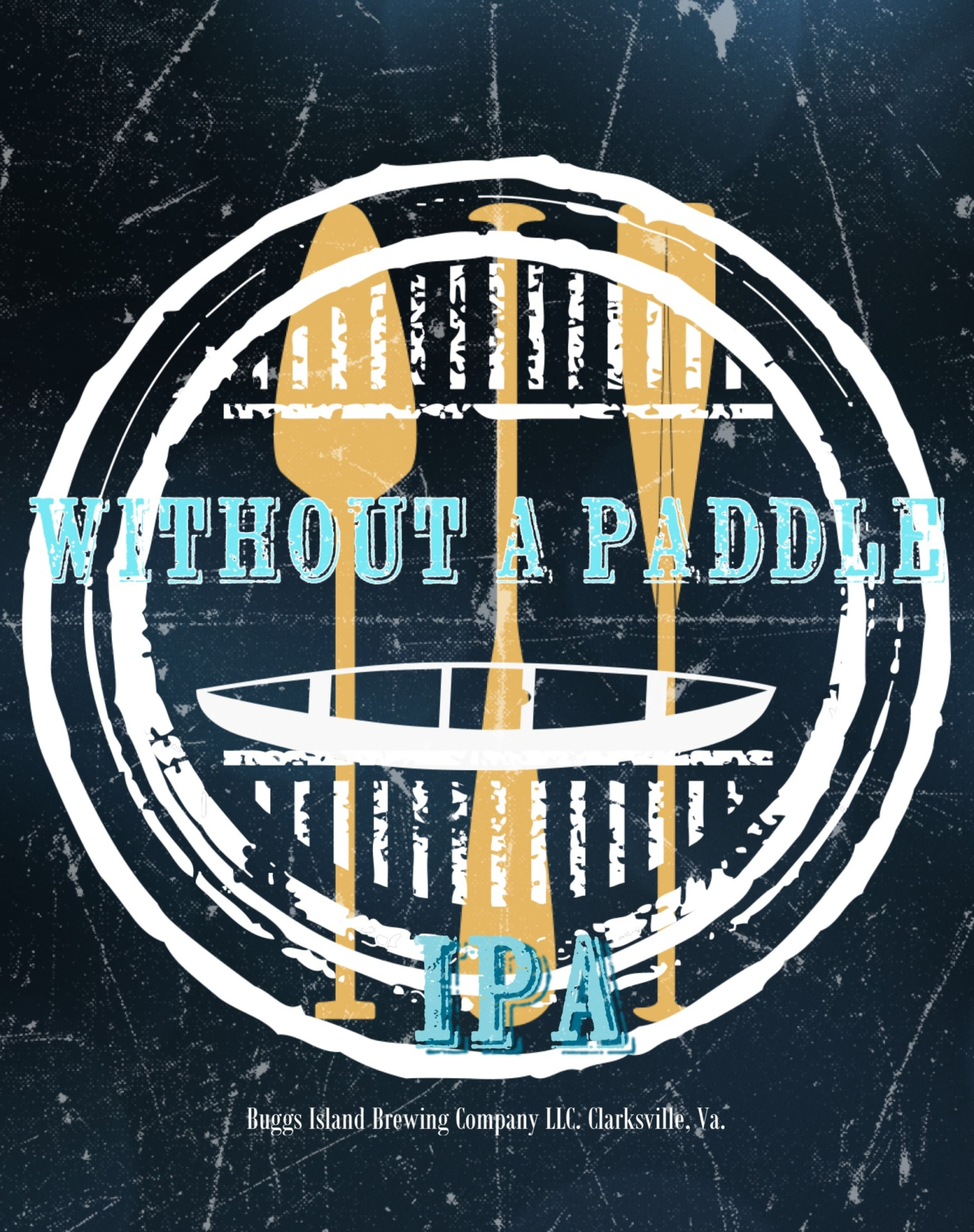 Without a Paddle IPA