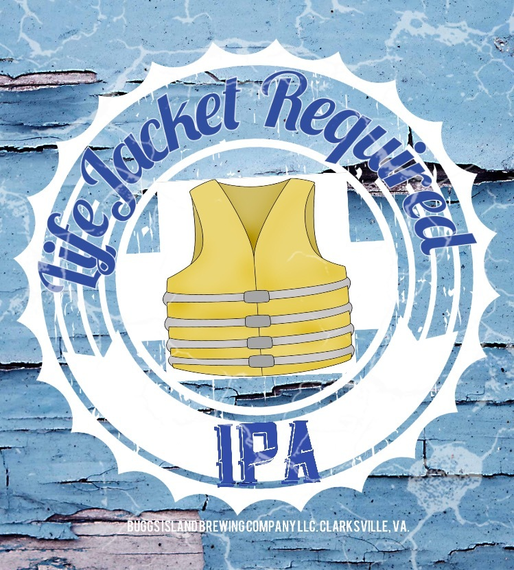 Lifejacket Required IPA