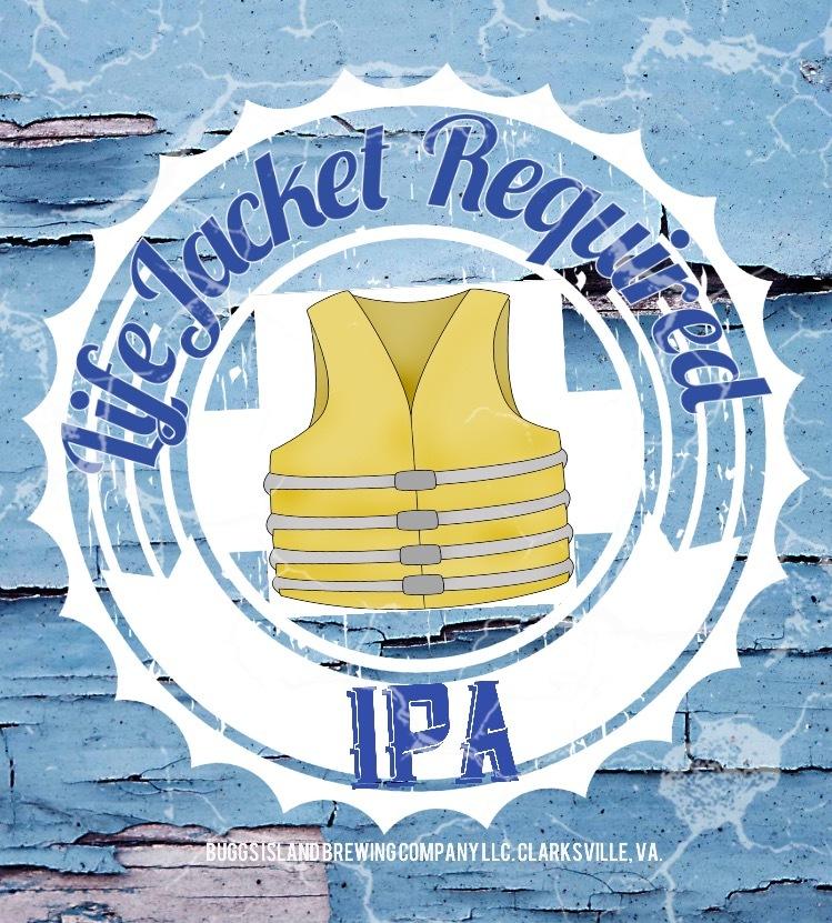 Lifejacket Required IPA