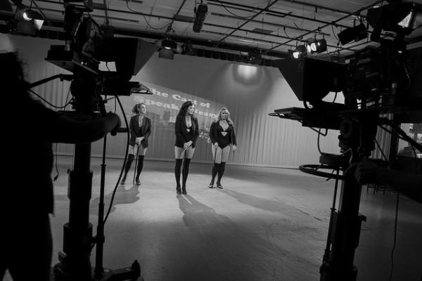 Episode 1 TV Studio