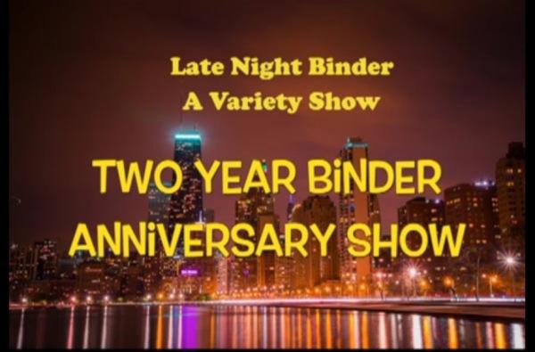 Episode 7 Two Year Binder Anniversary