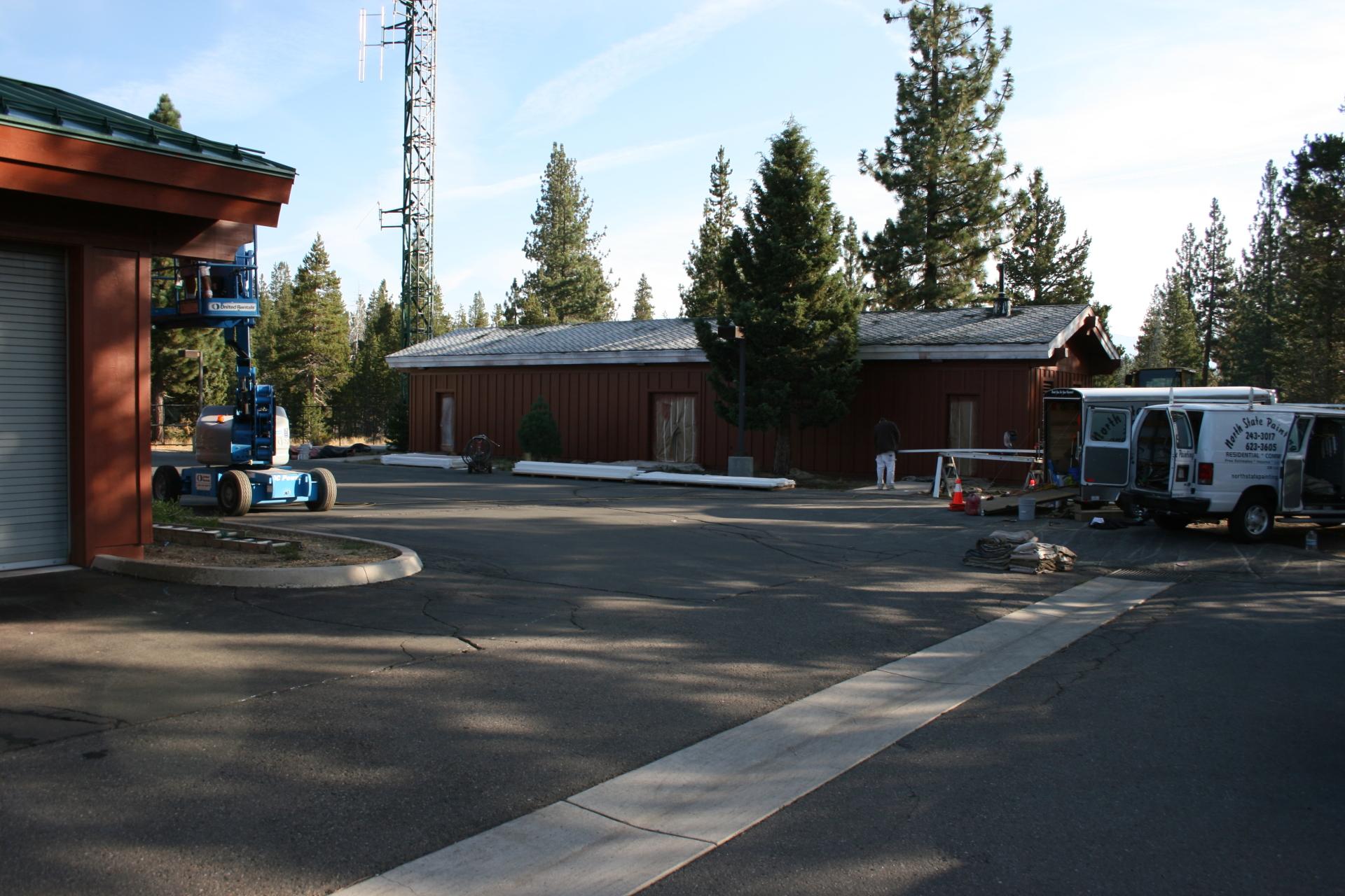 South Tahoe CHP