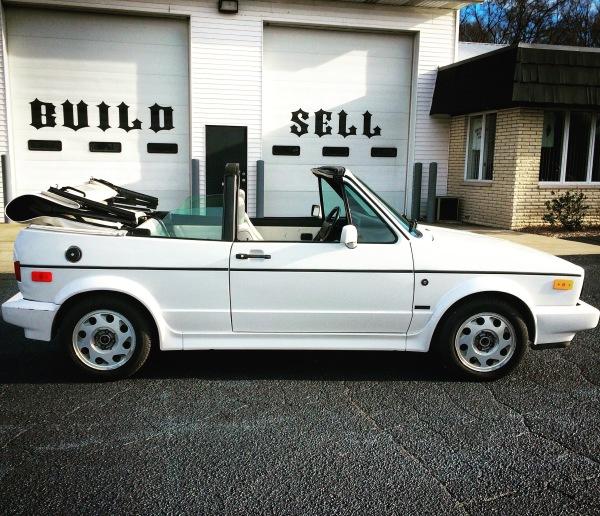 VW CABRIOLET