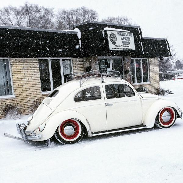 57 VW BEETLE