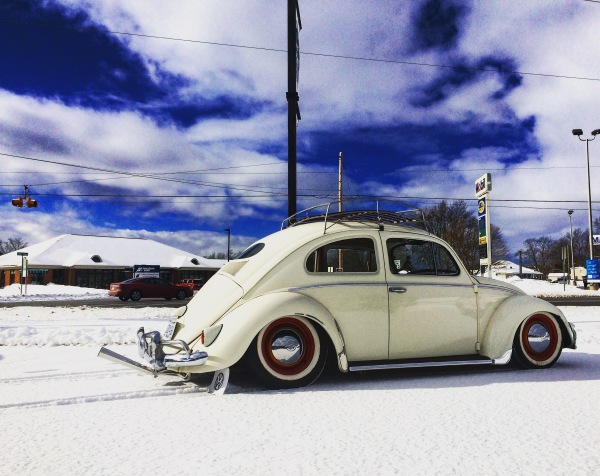 1957 OVAL WINDOW BUG