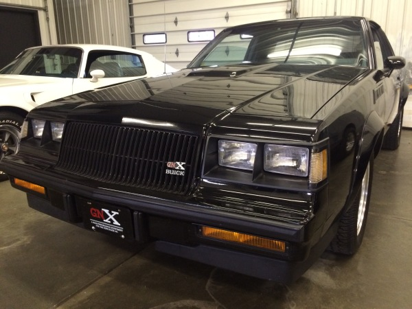 1987 GNX GRAND NATIONAL