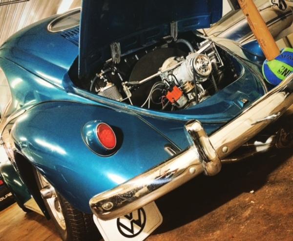 1956 OVAN VW BUG