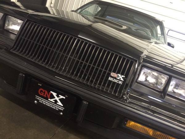 87 GNX GRAND NATIONAL