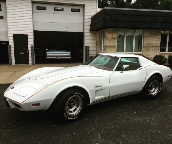 76 CHEVY CORVETTE