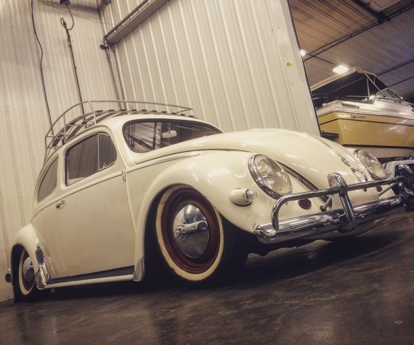 57 OVAL VW BUG