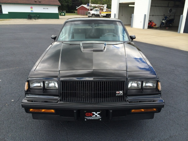 GNX GRAND NATIONAL
