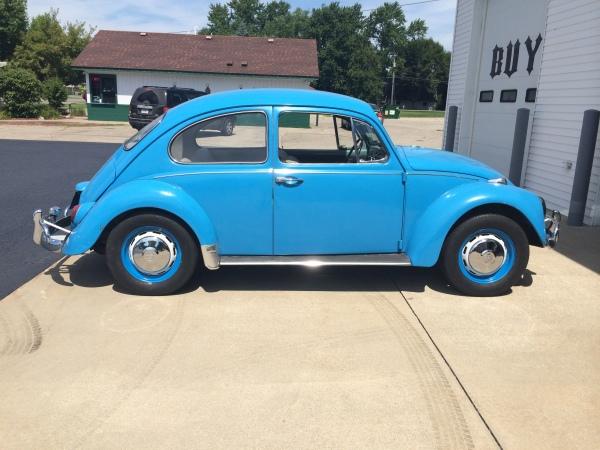 66 VW BUG