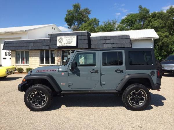 2013 JEEP RUBICON