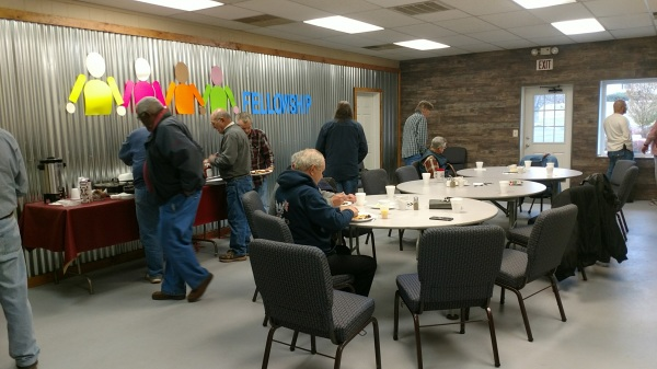 Men's Pancake Breakfast