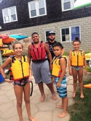 Kayak trip with the Coalition for Buzzards Bay