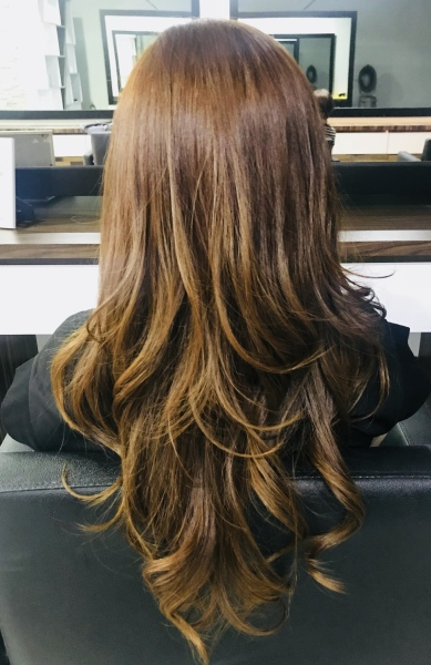 #haircolor #restyle