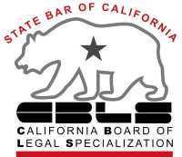 California Certified Tax Specialist Seal