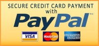 PayPal Credit Card Payment Button