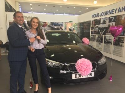 Robyn Moscrop - BMW Birmingham