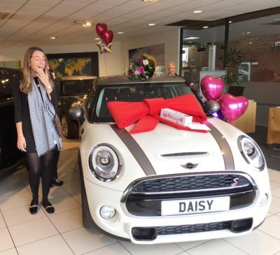 Daisy Haisman - Jaguar Land Rover Thames Ditton