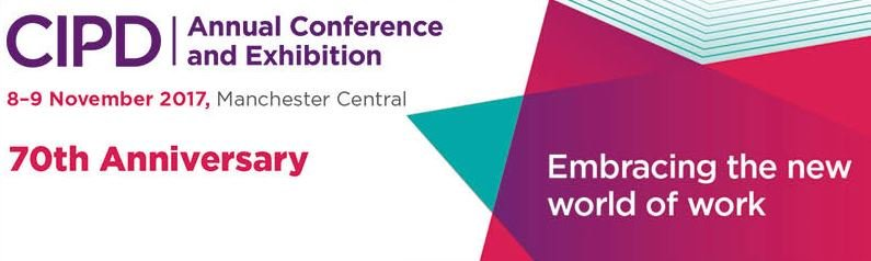 Were you at the CIPD Exhibition in Manchester?