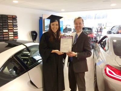 Laura Farnborough - BMW Maidenhead