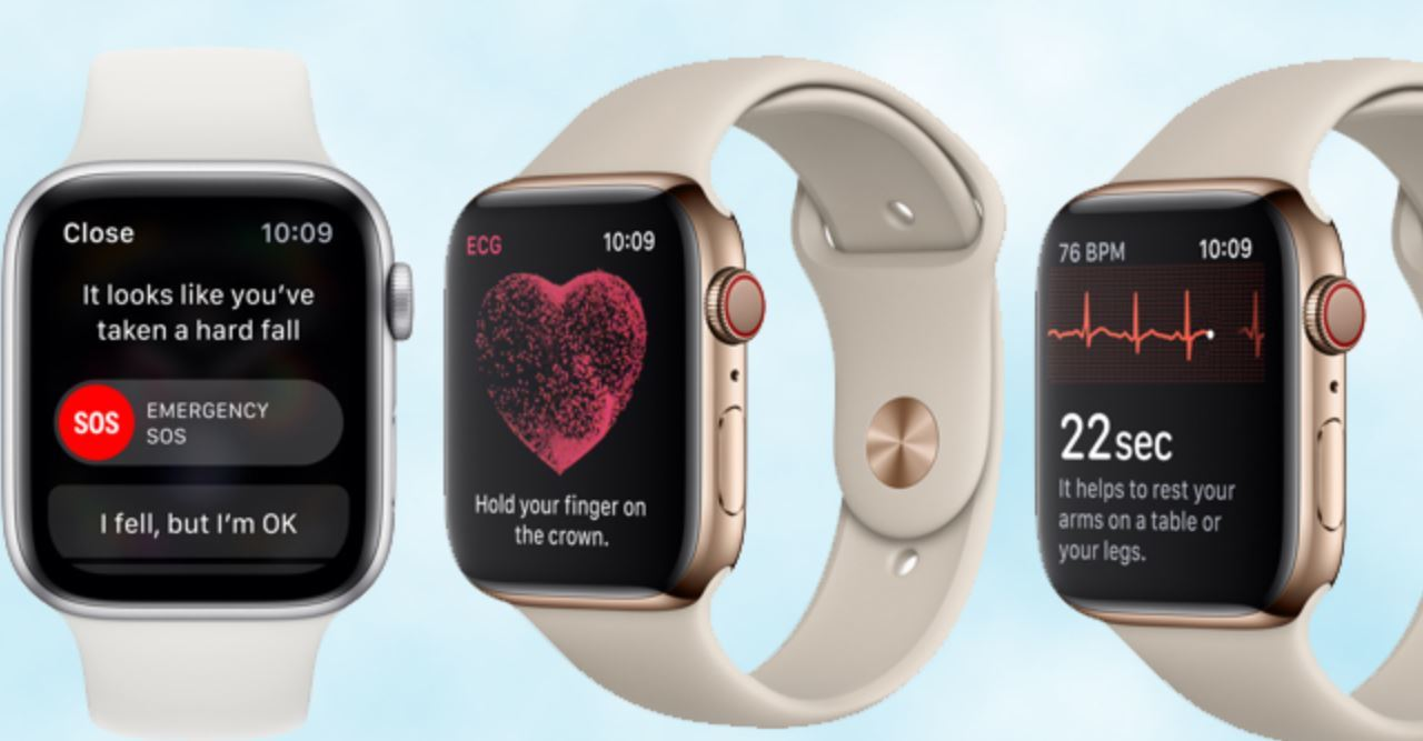 """Apple Wants to Position Its Watch a """"Guardian of Your Health"""""""