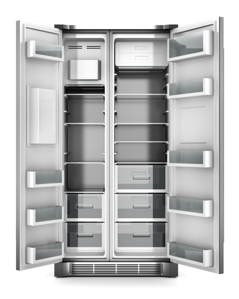 Refrigerators, Freezers & Ice Makers