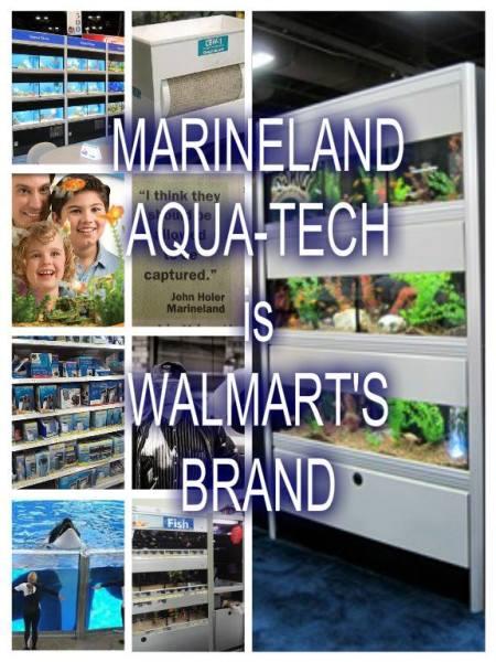 AQUATECH - WALMART'S BRAND