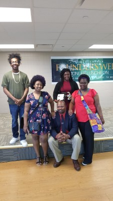 Upward Bound 2017 Awards Luncheon MISSISSIPPI VALLEY STATE UNIVERSITY (UB)