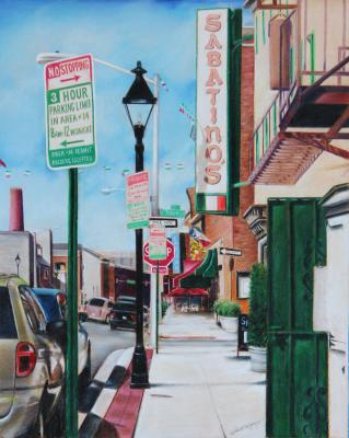 Baltimore's Little Italy*