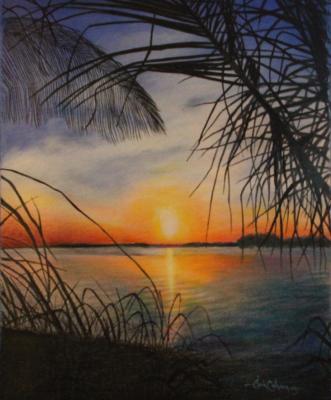 OC Sunset*
