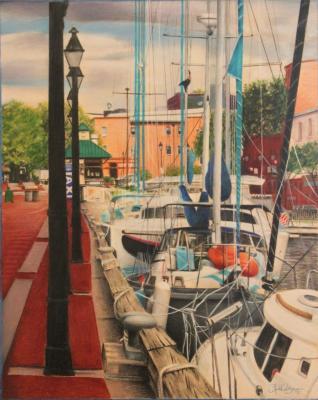 Fells Point Sails*