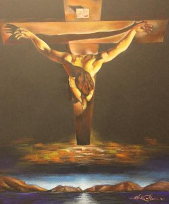 Dali's Crucifixion
